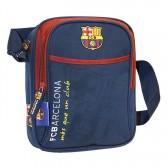 Sacoche FC Barcelone Bleue 24 CM