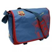 FC Barcelona blau Basic 34 CM Tasche
