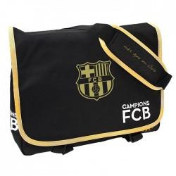 Sac besace FC Barcelone Black 34 CM - FCB
