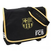 FC Barcelona zwart 34 CM tas