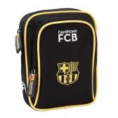 Bolsa FC Barcelona azul 24 CM