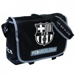 Sac besace FC Barcelone Black 35 CM - FCB
