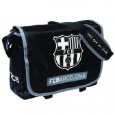 Sac besace FC Barcelone Black 34 CM