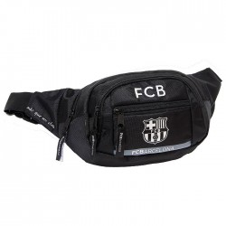 Sacoche ceinture FC Barcelone Black - FCB