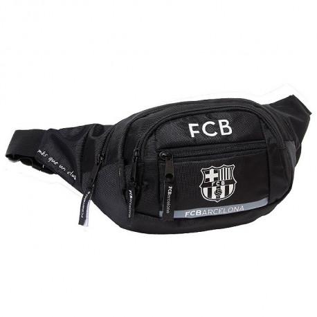 Bag FC Barcelona Black 24 CM