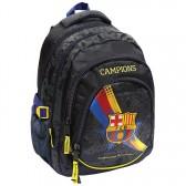 Sac à dos FC Barcelone Black 45 CM Haut de Gamme - 3 cpt