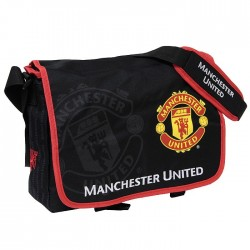 Sac besace Manchester United Black 35 CM