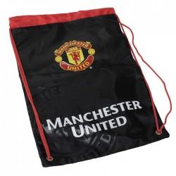 Bolsa de piscina Manchester United negro
