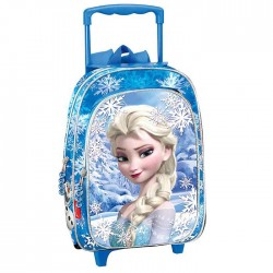 Backpack skateboard Frozen snow 37 CM trolley - bag Queen