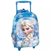 Sac à dos à roulettes Frozen La reine des neiges 37 CM trolley - Cartable