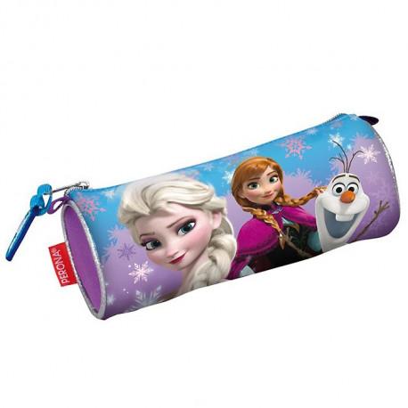 Trousse ronde Frozen La reine des neiges 23 CM Snow