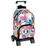 Backpack skateboard Titi Outline 42 CM trolley premium - Binder