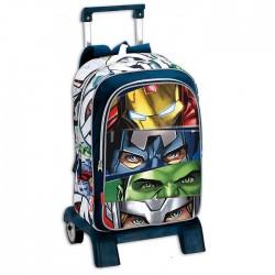 Backpack skateboard Avengers Team 42 CM trolley premium - Binder