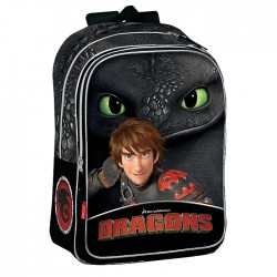 Dragons Fire 43 CM high-end backpack