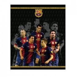 Classeur FC Barcelone Team  - Grand Format FCB