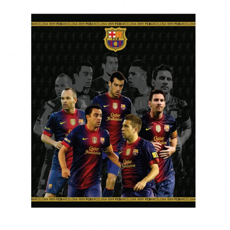 Workbook FC Barcelona - large Format