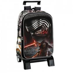 Mochila con ruedas Star Wars The Force 43 CM - Trolley escolar
