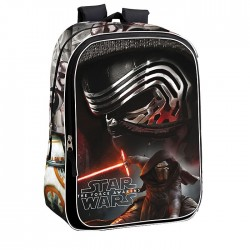 Mochila escolar Star Wars The Force 43 CM