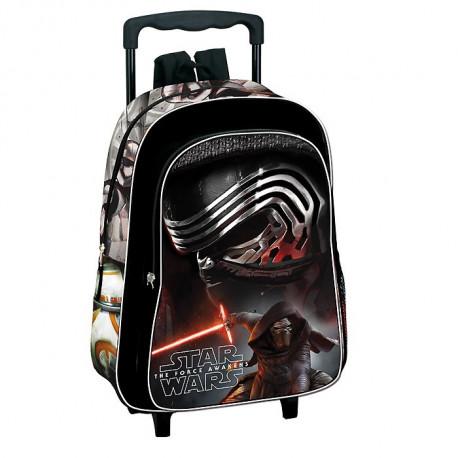 miglior sito web f8ac9 724d8 Zaino Trolley materna Star Wars The Force 37 CM