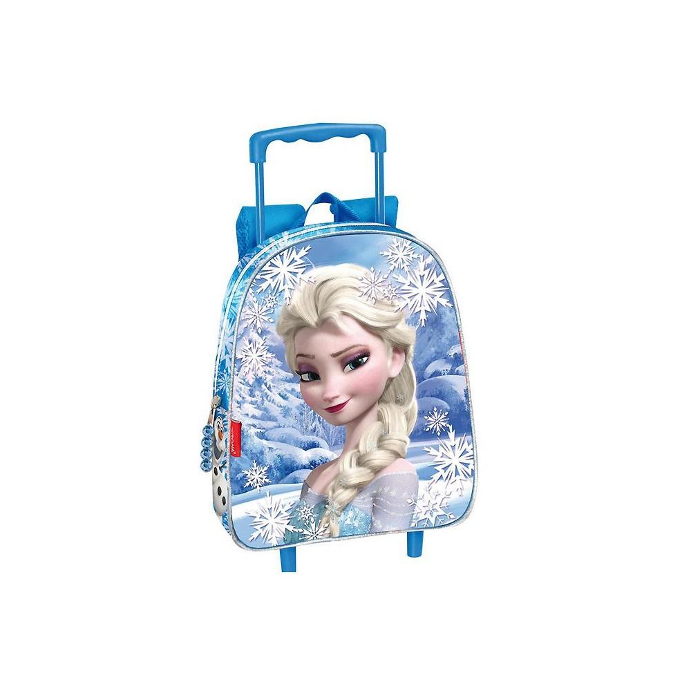 Sac roulettes frozen la reine des neiges legend 28 cm maternelle - Fauteuil la reine des neiges ...