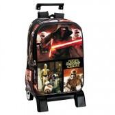 Mochila premium de carretilla de patín Star Wars Shadow 43 CM - encuadernación