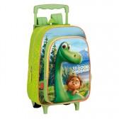 Sac à dos à roulettes maternelle Le voyage d'Arlo 37 CM trolley - Cartable The good Dinosaur