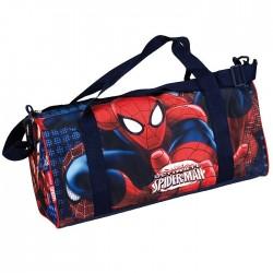 Sporttas Spiderman ogen 50 CM