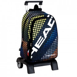 Rolling Backpack Head Game 42 CM - Trolley