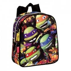 Backpack maternal Ninja Turtle Team 28 CM