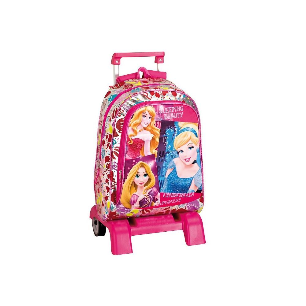 Sac dos roulettes princesse disney stars 43 cm trolley haut de gamme - Sac de couchage princesse ...