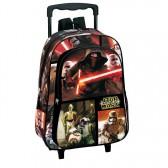 Sac à dos à roulettes maternelle Star Wars Legend 37 CM trolley - Cartable