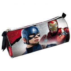 Captain America burgeroorlog 22 CM ronde Kit