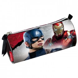 Trousse ronde Captain America Civil War 22 CM