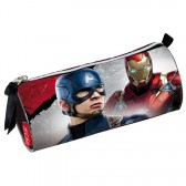 Trousse ronde Captain America Civil War 22 CM