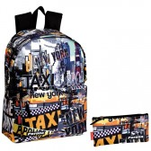 Sac à dos New York Taxi 43 CM