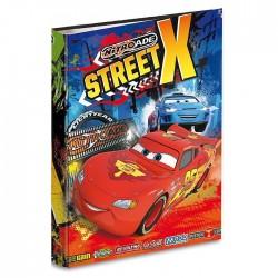 Cartella A4 automobili Disney Street 34 CM