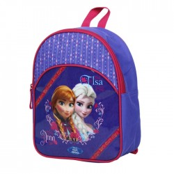 Maternal backpack Frozen the Queen of snow 32 CM Violet