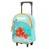 Sac à roulettes maternelle Nemo 32 CM