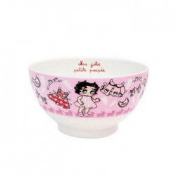 Bowl Betty Boop pink