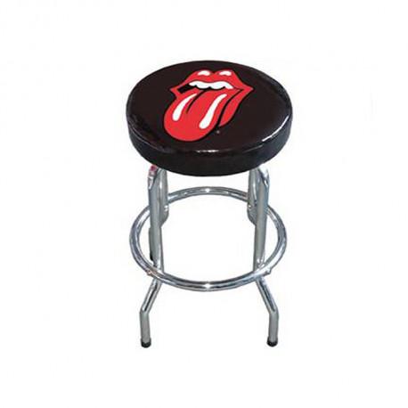 Tabouret Rolling Stones