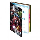 Agenda Avengers - Cahier de texte
