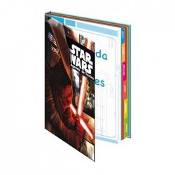 Star Wars calendar - Text specification
