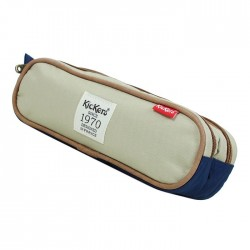 Kit double Kickers blue and beige 24 CM