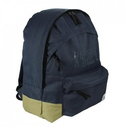 Backpack Milton Davis blue 45 CM - 2 Cpt