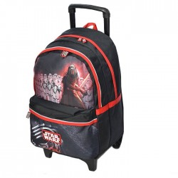 Mochila con ruedas Star Wars The Force 45 CM - Trolley escolar