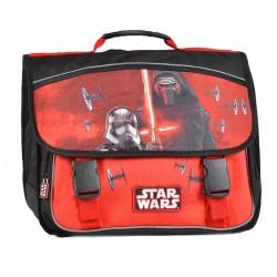 Cartable Star Wars The Force 41 CM Haut de gamme - 3 cpt