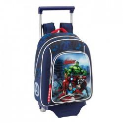 Wielen travelbag Avengers Assemble 34 CM moeders high-end - Binder