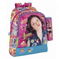 Backpack Soy Luna 42 CM high