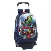 Avengers 44 CM alto - bolso satchel de la carretilla