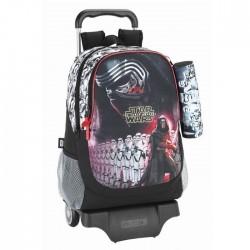 Bag skateboard Star Wars The Force 44 CM top of range + Kit - Trolley